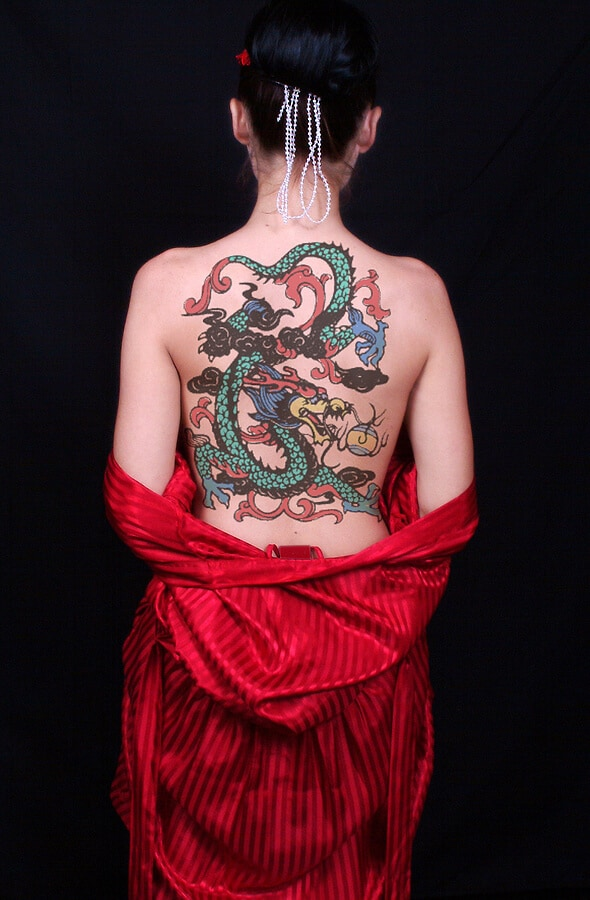 Tribal tattoo meaning dragon You'll Want