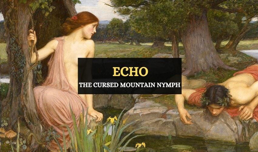 Echo the nymph