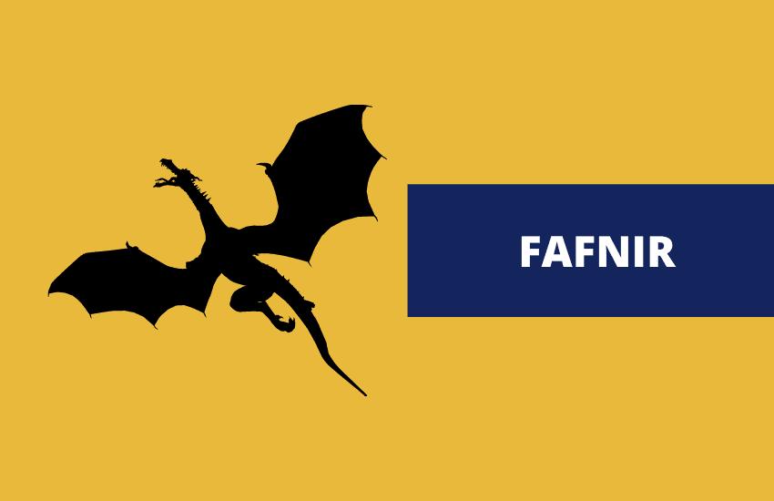 Fafnir dwarf dragon