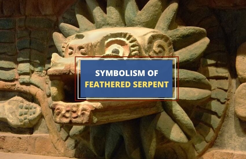 Feathered serpent symbolism