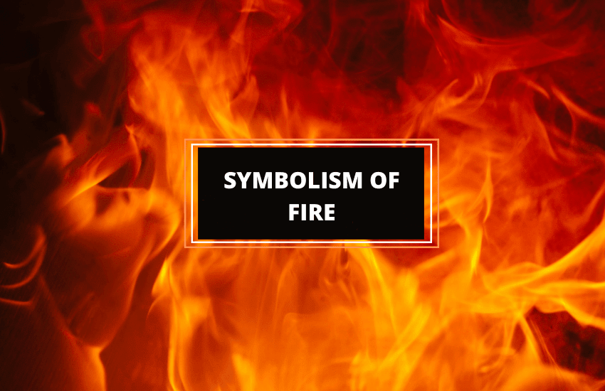 Fire symbolism and meaning