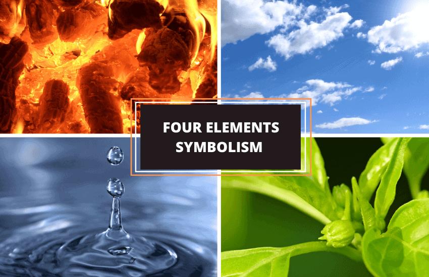 Four elements symbolism