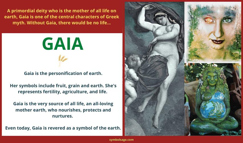 Gaia symbolism