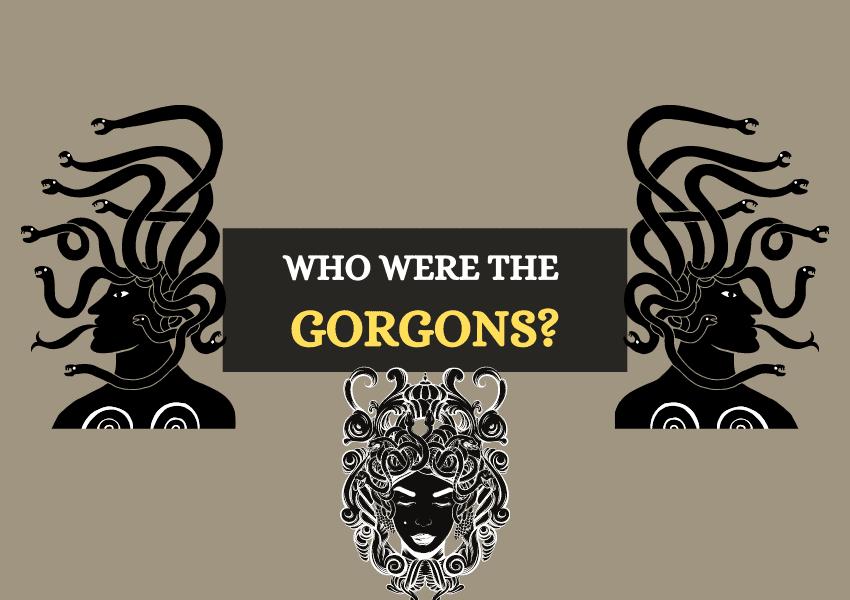 Gorgons myth and origins