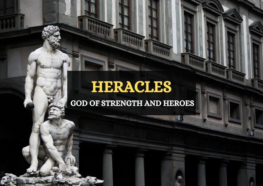 Heracles myth origins