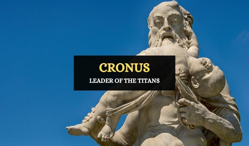 kronos cronos origins
