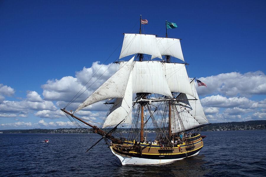 Lady Washington ship