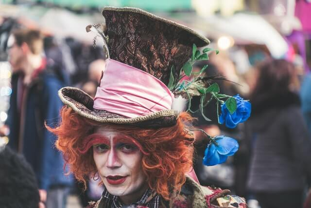 Mad as a hatter mercury