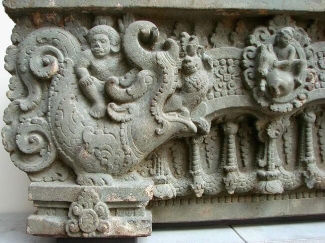Makara symbol