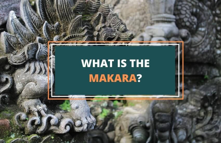 Makara symbolism meaning origins