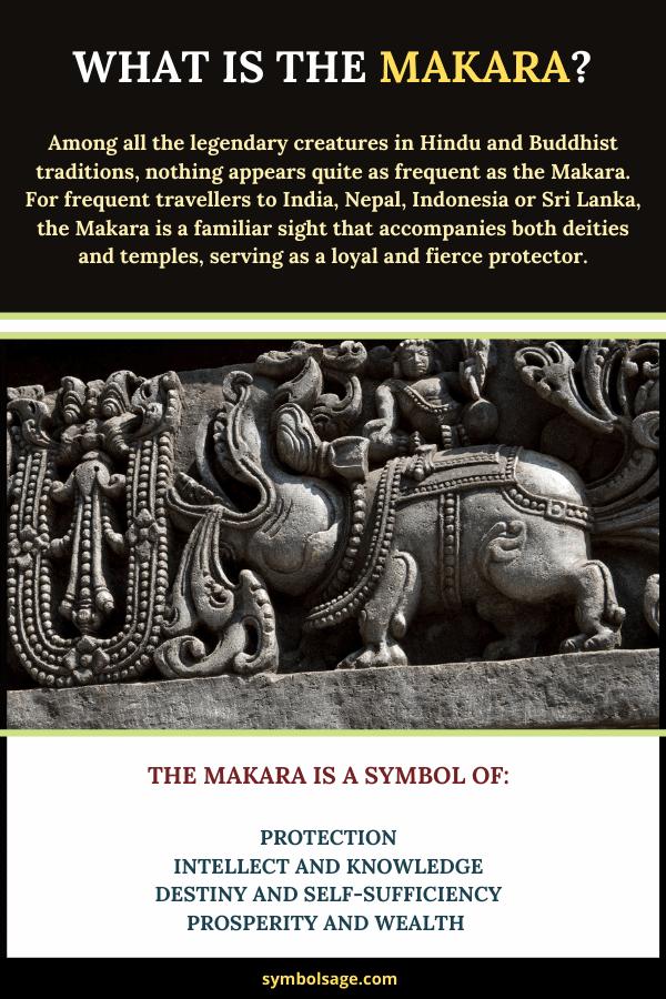 Makara symbolism