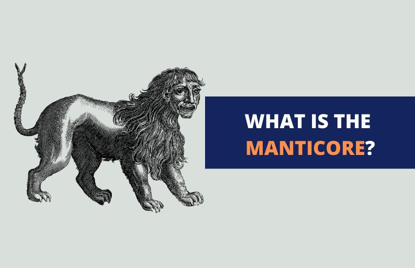 Manticore symbolism meaning