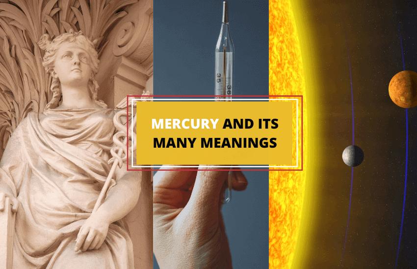 Symbolism of mercury