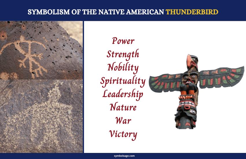 native american thunderbird symbolism