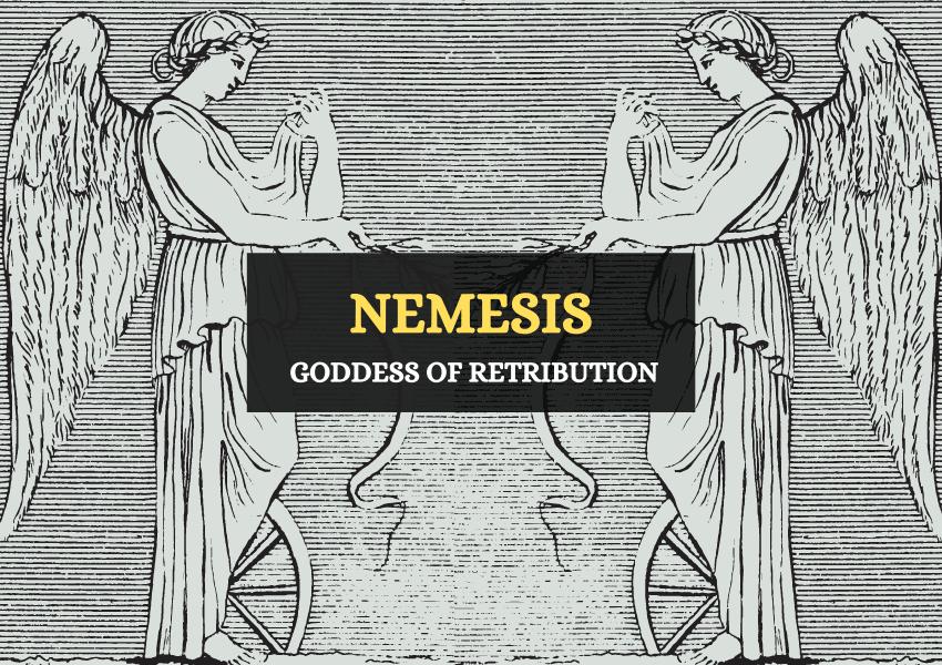Nemesis goddess origins