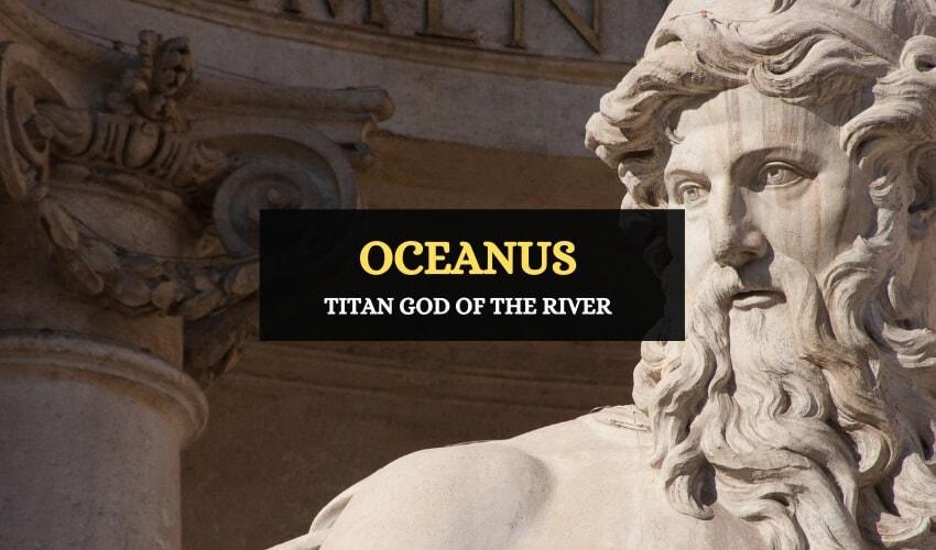 Oceanus Greek mythology