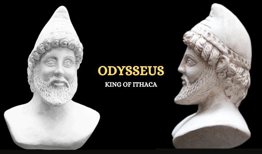 Odysseus Greek mythology