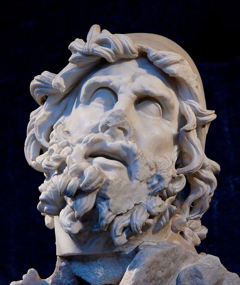 odysseus close-up