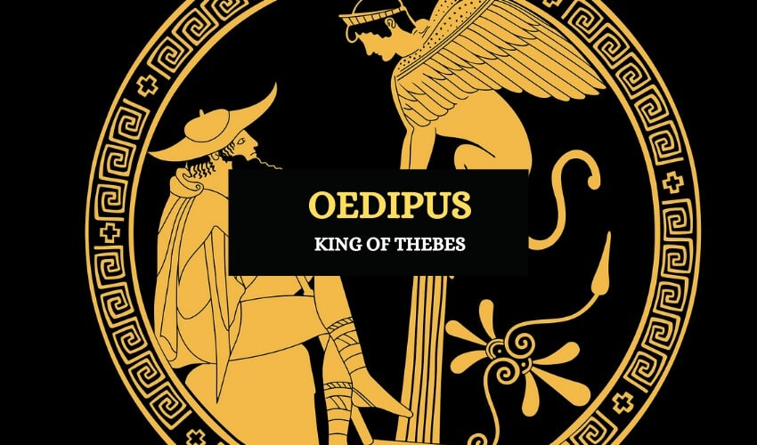 Oedipus story origin symbolism