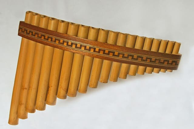 Pan flute Greek myth