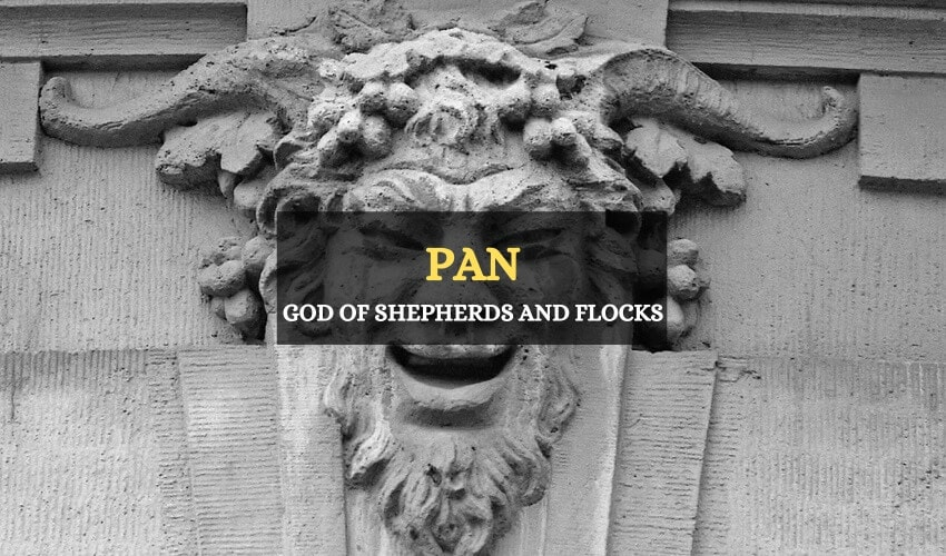 Pan Greek god symbolism
