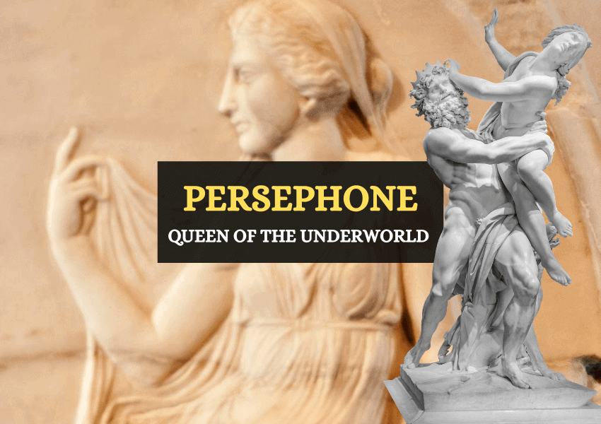 Persephone goddess underworld