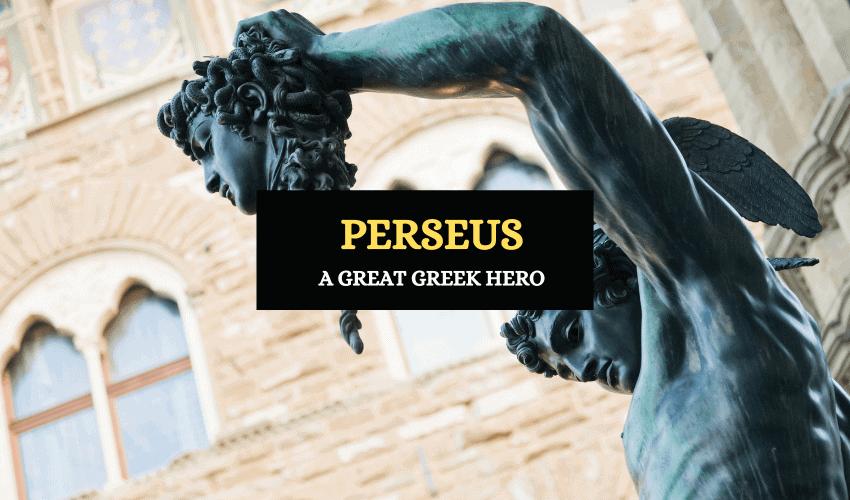 Perseus great Greek hero