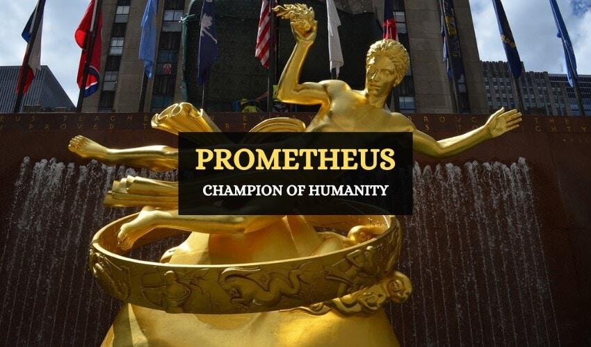 Prometheus origins myth