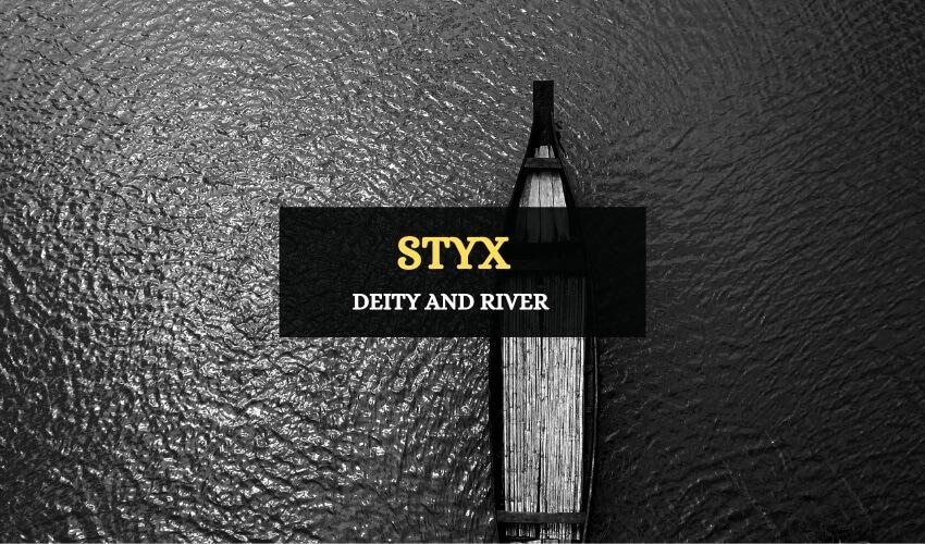 River styx goddess
