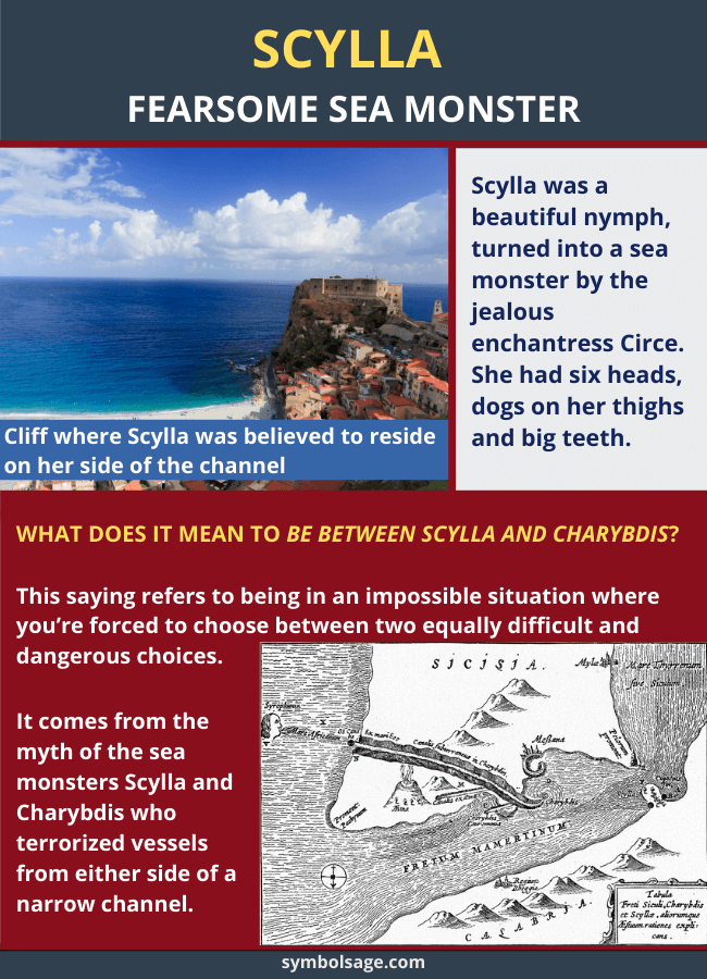Scylla origins myth