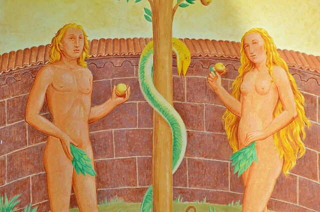 serpent bible