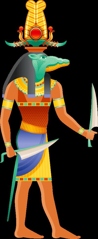 Sobek God