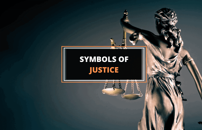 Symbols of justice