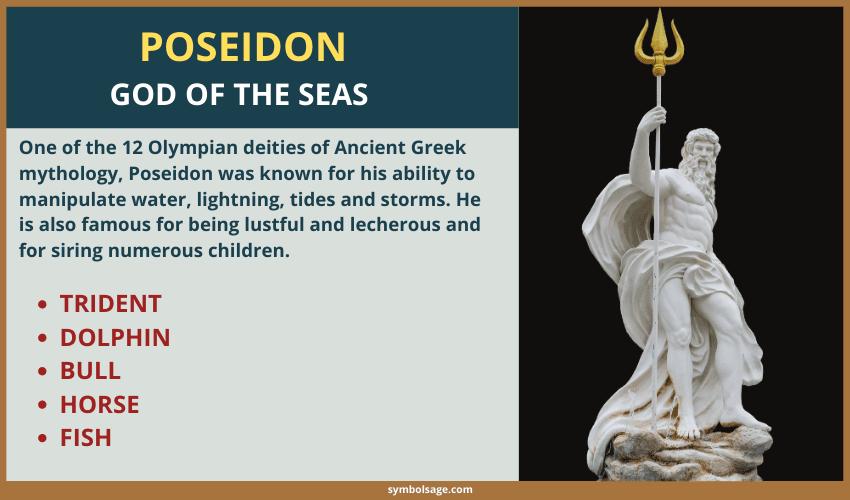 Symbols of Poseidon