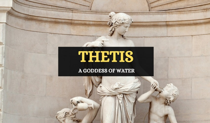 Thetis Greek mythology