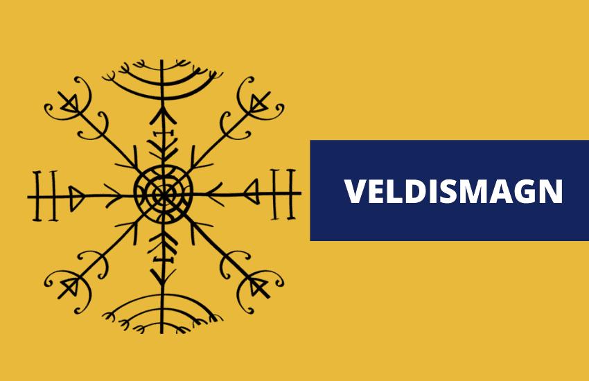 veldismagn meaning