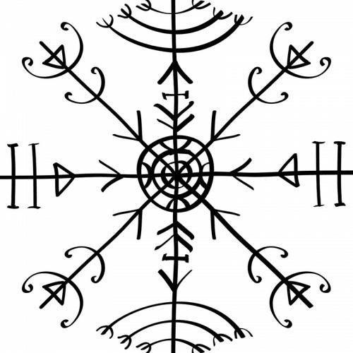 veldismagn symbol