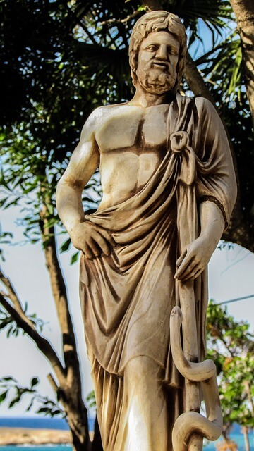 Who is Asclepius?