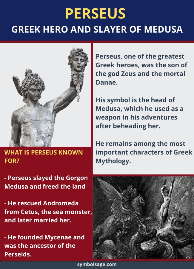 Perseus Greek hero explained