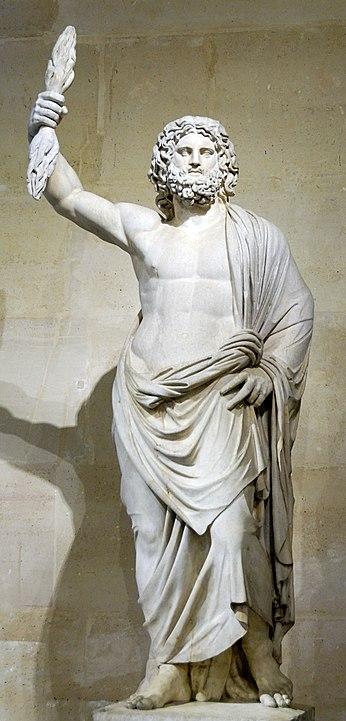 Zeus as a ruler