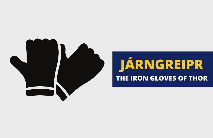 Járngreipr Thor's glove