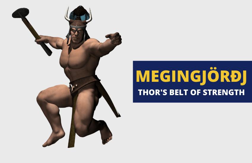 Megingjörð thor's belt of strength