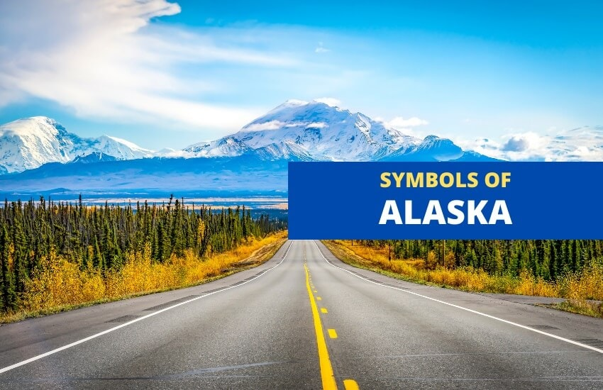 Alaska symbols list