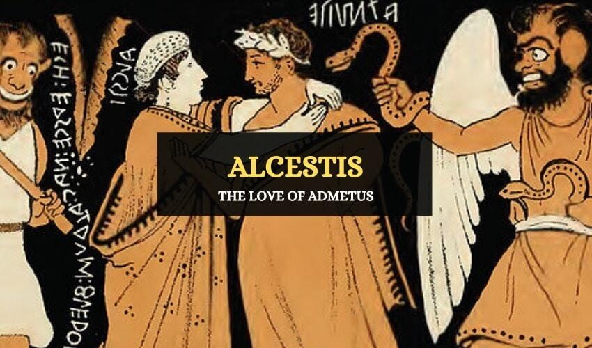 Alcestis Greek mythology