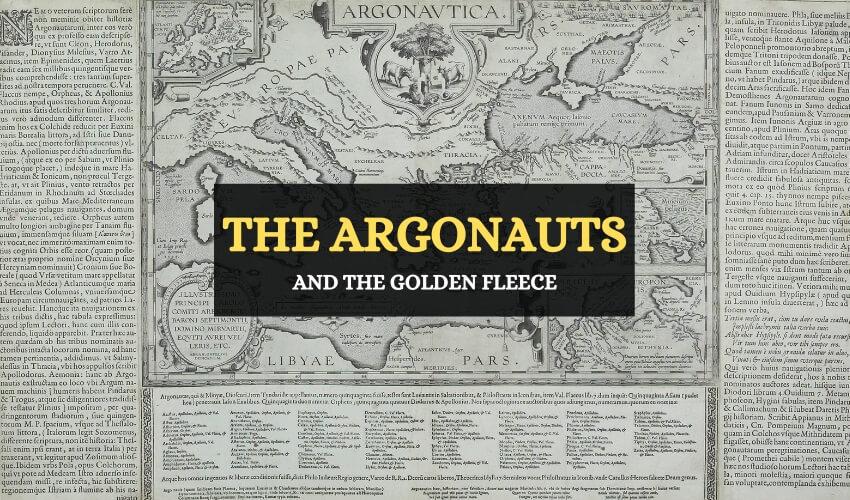 Argonauts and the golden fleece