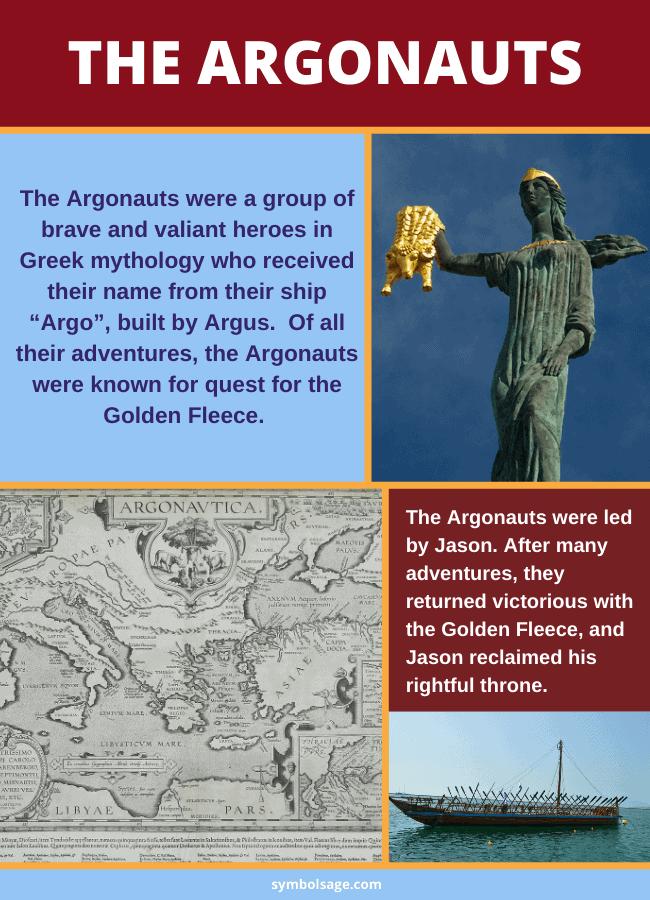 Argonauts Greek myth