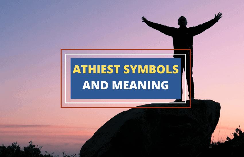 Atheist symbols