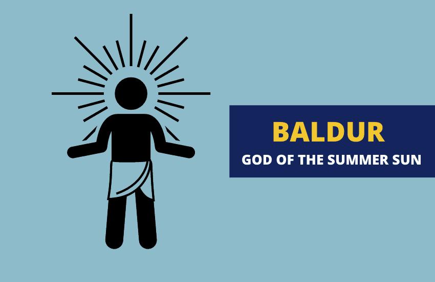 Baldur Norse mythology
