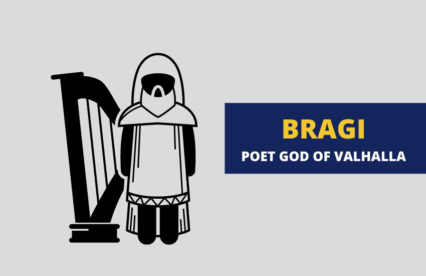 Bragi Norse poet god