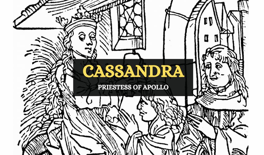 Cassandra Greek mythology